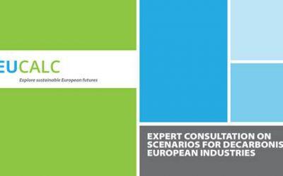 "Expert consultation on ""scenarios for decarbonising European Industries"" – 10 July"