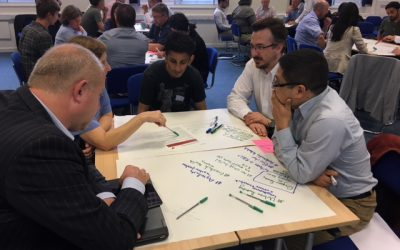 """""""The future of land use, water and biodiversity in Europe"""" overview of the expert consultation workshop"""
