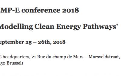 Presenting EUCalc at the Energy Modelling Platform for Europe,  EMP-E 2018